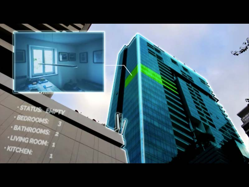 VR Virtual Reality - AG Augmented Reality - Real Estate