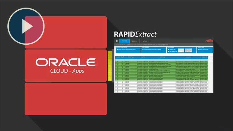 Motion Graphic - Animation - Oracle Client