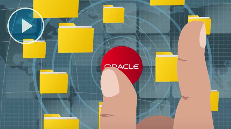 Motion Graphic - Animation - Oracle Start