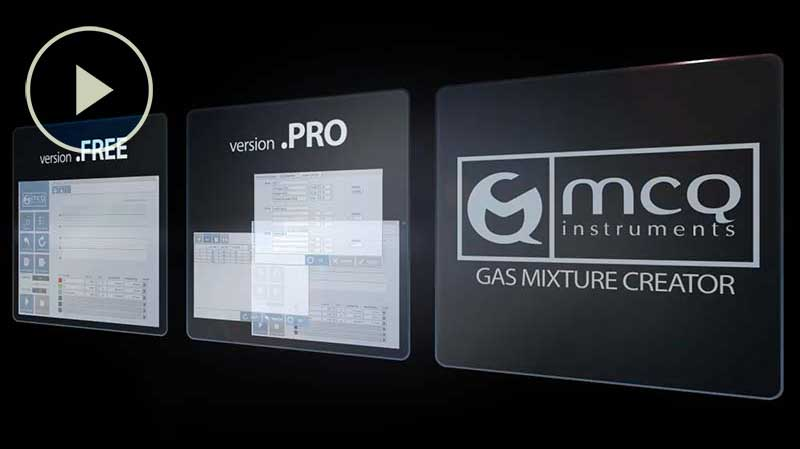 Video Product - Software - Gas Flow Control